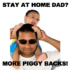 In defense of the stay at home dad