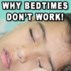 In defense of no time for bedtime
