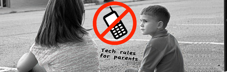 Tech Rules for Parents