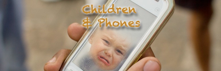 Children and Phones