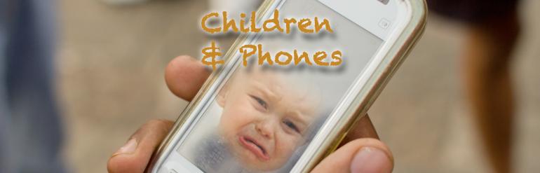 Children and Phones