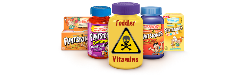 Vitamin supplements for toddlers