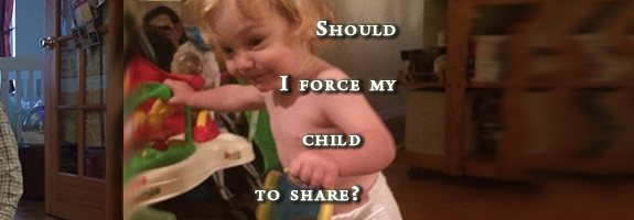 Should I force my child to care?