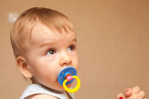 is giving my baby a pacifier bad