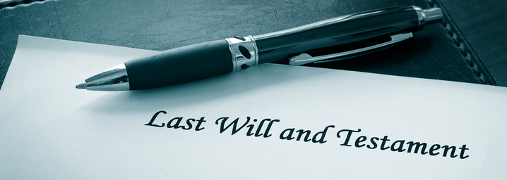 Planning your will and testament